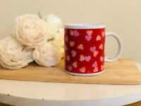 Mulberry Home Collection Vintage Valentine's Day Conversation Hearts Coffee Mug
