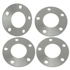 4pcs CNC Machined 5mm Flat Hubcentric Wheel Spacers 5x4.5 Bolt Pattern 67.1mm