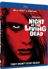 NIGHT OF THE LIVING DEAD : 50th Anniversary edition  - BLU RAY - Region A