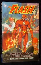 Flash The Secret Of Barry Allen Yesterday & Today 2005 DC Comics Softcover New