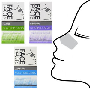 Deep Cleansing Nose Pore Strips Blackhead Removal Unclog Pores