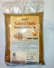 Khadi Natural Herbs Sandalwood Powder Natural Face Pack for All Skin Types-50gm