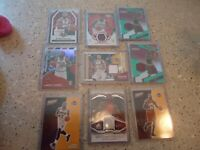 CLEVELAND CAVALIERS LOT JERSYS AND MORE IRVING, LABRON JAMES