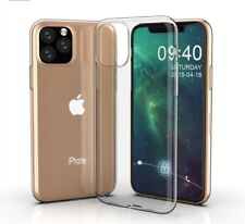 90 Pack, iPhone 11 Transparent Silicone Shockproof Case Clear High Quality