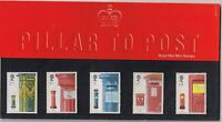 GB Presentation Pack 340 2002 Pillar to Post