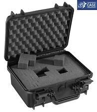 Outdoor Case Koffer wasserdicht IP67 Kamera Foto Schaumstoff Schutz 160233