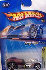 2005 Hot Wheels #24 First Edition Drop Tops #4/10 Low Carbs -
