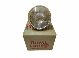 Genuine Royal Enfield GT Continental 535cc Head light lamp Assembly with Bulb