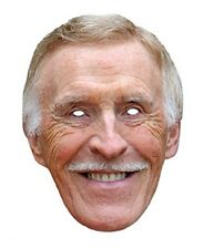 Bruce Forsyth Celebrity Single CARD 2D Party Face Mask strictly generation game