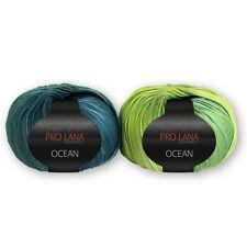 OCEAN von PRO LANA - Farbe 70 - 50 g / ca. 110 m Wolle