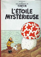 RARE HERGE  + TINTIN :  L'ÉTOILE MYSTÉRIEUSE  ( 1961 - CASTERMAN )