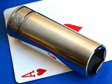 """Snap-on Tools 3/8"""" drive SAE 11/16"""" Deep Chrome 6-point Socket wrench NEW 2013"""