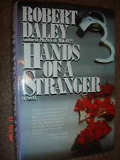 Hands of a Stranger by Robert Daley 1985 SIGNED 1ST ED