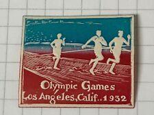 1932 Los Angeles Olympic Cinderella Stamp Label Set of 5