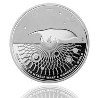 Silver Giant Anteater 2018 Evolution PP | Großer Ameisenbär | 1 oz 9999 Silber