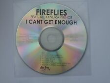 FIRELFLIES ft ALEXANDER PRINCE - I CAN'T GET ENOUGH *1 TRACK CLUB PROMO HOUSE*