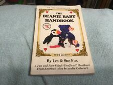 The Beanie Baby Handbook by Les and Sue Fox Published in 1998