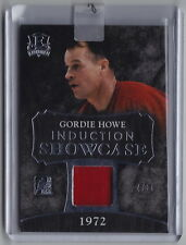 2015-16 ITG Enshrined Gordie Howe Induction Showcase Jersey SP (4/10)