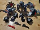 Transformers Titans Return Dinobot Grimlock, Slag, Swoop, Sludge, Snarl Volcanic