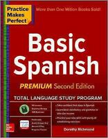 Basic Spanish, Paperback by Richmond, Dorothy, Brand New, Free shipping in th...