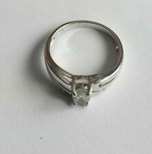 WOW ULTRA RARE ALEXANDRITE STERLING SILVER RING 0.44ct 100% GENUINE -
