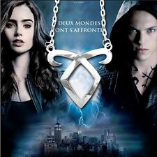 Vintage The Mortal Instruments City Of Bones Angelic Power Rune Necklace Pendant