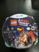 The LEGO Movie Videogame (Nintendo Wii U, 2014) Game Disc Only