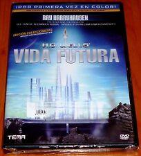VIDA FUTURA / THINGS TO COME - H.G. Wells -Ed. coleccionista -Precintada