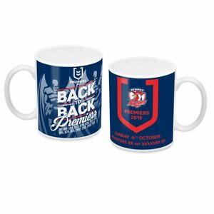 NRL 2019 Premiership Mug - Sydney Roosters