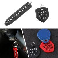 - perdu numéro de téléphone collier pendentif porte - clés les clés de voiture