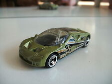 Hotwheels Ford GT 90 in Green