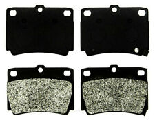Disc Brake Pad Set-Semi Metallic Disc Brake Pad Rear fits 97-04 Montero Sport