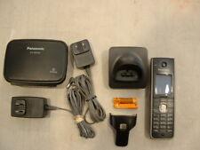 KX-TGP600 SIP DECT bundle includes cordless handset KX-TPA60