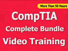 CompTIA A+ Network+ Server+ Security+ Linux+ Video Training Tutorials CBT picture