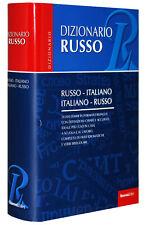 DIZIONARIO RUSSO - ITALIANO [20.000 LEMMI IN FORMATO BILINGUE] RUSCONI LIBRI