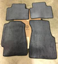 Genuine OEM Honda Civic 3dr Hatchback Charcoal Carpet Floor Mat Set 92-95 Mats