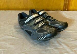 Specialized BG Body Geometry Road Bike Cycling Shoes w/Cleats US 11.5-12 EU 46