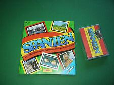 Spanisch für Kinder Buch MC Sprachkurs Geschichten Musik Rätsel Spanien Retro