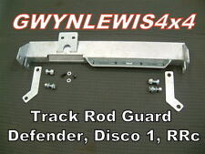 Land Rover Defender Track Rod Guard Steering Guard Gwyn Lewis 4x4 sumo bars