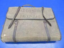 Vintage Dromader Airplane Canvas Mechanics Tool Bag / Man Cave (0617-70)
