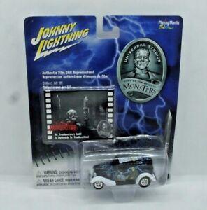 Johnny Lightning Universal Monsters Bride of Frankenstein 1933 Ford Delivery NEW