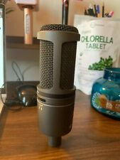 Audio-Technica At2020Usb+ Cardioid Condenser Studio Usb Microphone