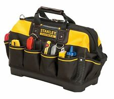 Stanley Fat Max Technician Tool Bag Hard Based 18 inch STA193950