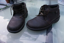 Camel Active Gore-Tex Winter Schuhe Boots Stiefel Gr.40,5 Leder Braun gefüttert
