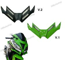 Aerodynamic Winglet for KAWASAKI NINJA 250 300 MOTOGP STYLE Windshield V.1-2