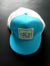 HOLLISTER CALIFORNIA HAT CAP ADJUSTABLE MEN'S LID