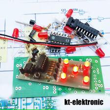 Bausatz LED Wuerfel mit NE555 + CD4017 / Platine Lernpaket