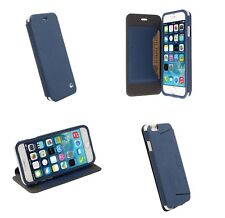 Krusell iPHONE 6 MALMO FLIP CASE - BLUE - 75900 - RETAIL PACKED
