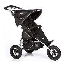 Als Joggster Einsitzer-Kinderwagen mit verstellbarer Rückenlehne