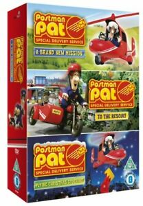 Postman Pat: Special Delivery Service Box Set [DVD][Region 2]